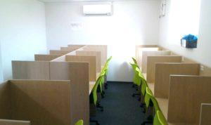 2号館 自習室